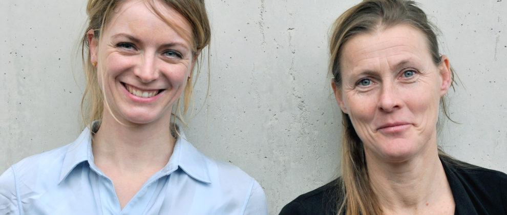 Ellen en Sara