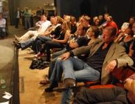rookavond het publiek